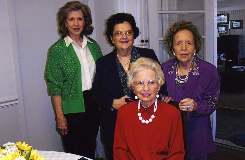Hilda's Sisters and Sister-in-law